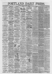 Portland Daily Press: February 22,1867