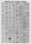 Portland Daily Press: February 23,1867