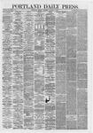 Portland Daily Press: January 07,1867