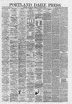 Portland Daily Press: January 09,1867