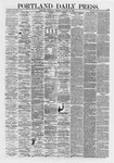 Portland Daily Press: January 10,1867