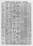 Portland Daily Press: January 11,1867
