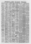 Portland Daily Press: January 12,1867