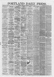 Portland Daily Press: January 16,1867
