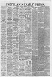 Portland Daily Press: January 23,1867