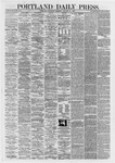 Portland Daily Press: January 31,1867
