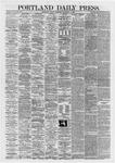 Portland Daily Press: February 01,1867