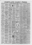 Portland Daily Press: February 09,1867