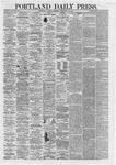 Portland Daily Press: February 12,1867