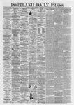 Portland Daily Press: February 15,1867