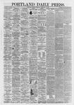 Portland Daily Press: February 18,1867
