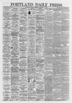 Portland Daily Press: February 19,1867