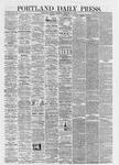 Portland Daily Press: February 25,1867