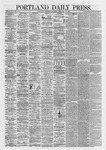 Portland Daily Press: February 28,1867