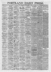 Portland Daily Press: March 01,1867