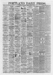 Portland Daily Press: March 02,1867
