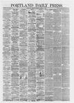 Portland Daily Press: March 04,1867