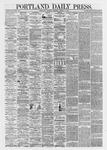 Portland Daily Press: March 05,1867