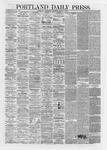 Portland Daily Press: March 06,1867