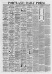 Portland Daily Press: March 07,1867