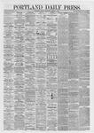 Portland Daily Press: March 08,1867