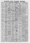 Portland Daily Press: March 09,1867