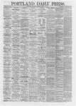 Portland Daily Press: March 14,1867