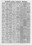 Portland Daily Press:  March 15,1867