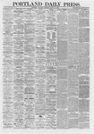 Portland Daily Press: March 21,1867