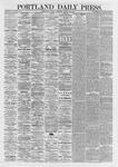 Portland Daily Press: March 22,1867