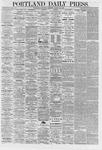 Portland Daily Press: March 23,1867