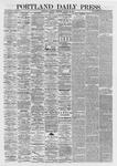 Portland Daily Press: March 25,1867