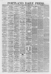 Portland Daily Press:  March 26,1867