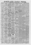 Portland Daily Press: March 27,1867