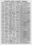 Portland Daily Press: March 29,1867
