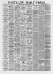 Portland Daily Press: April 03,1867