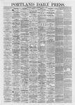 Portland Daily Press: April 09,1867