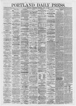 Portland Daily Press:  April 10,1867