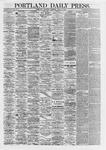 Portland Daily Press: April 18,1867