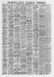 Portland Daily Press: April 22,1867
