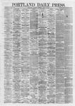 Portland Daily Press: April 27,1867