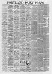 Portland Daily Press: April 30,1867