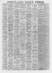 Portland Daily Press: May 04,1867