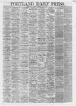 Portland Daily Press: May 07,1867