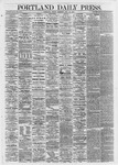 Portland Daily Press: May 10,1867