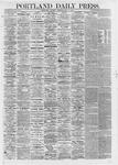 Portland Daily Press: May 11,1867