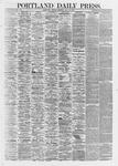 Portland Daily Press: May 13,1867