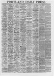 Portland Daily Press: May 14,1867