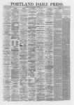 Portland Daily Press: May 15,1867