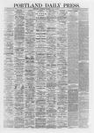 Portland Daily Press: May 16,1867